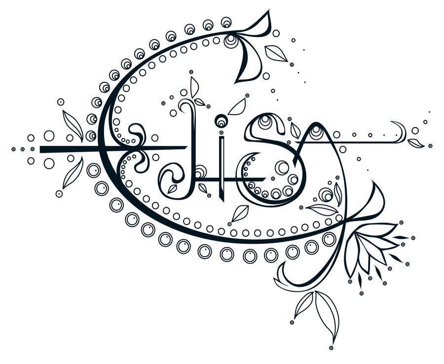 Signature Elisa by Vashtastic