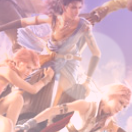 FFXIII - Heroines icon by Ekumimi