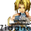 Zidane - icon by Ekumimi