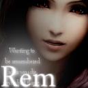 Rem - icon 1 by Ekumimi