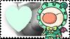 Type-0 Moogle - stamp 1 by Ekumimi