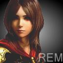 Rem - icon 2 by Ekumimi