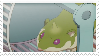 Ao No Exorcist - Hamaimon stamp by Ekumimi