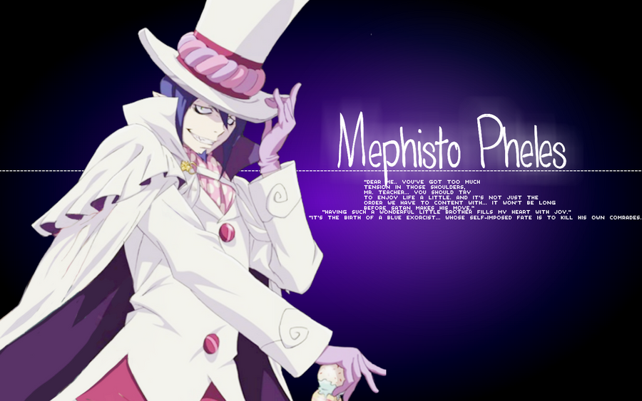 mephisto pheles wallpaper 1 by ekumimi on deviantart