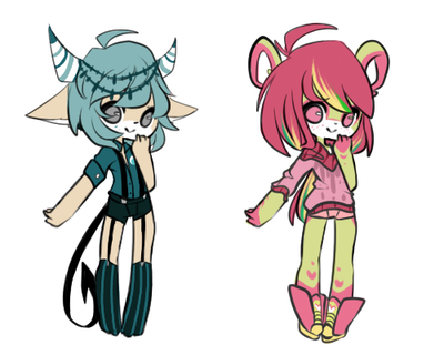 Adopts (open) by ZebSkertch96