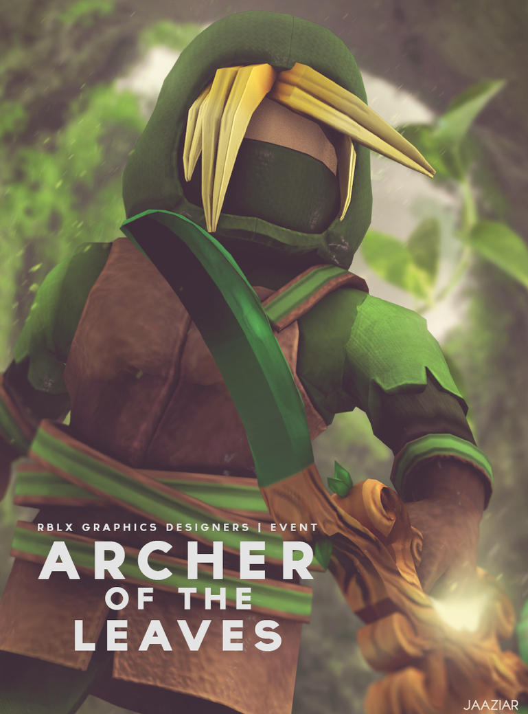 Archer Of The Leaves by Giantepik