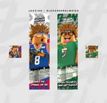 More gangsta graphics for AlexanderAlmeida