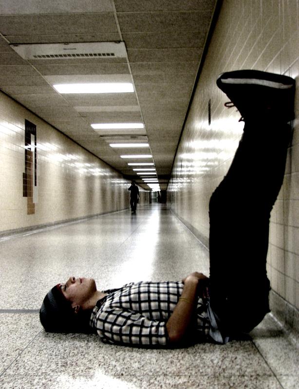hospital floors by JESSERZZZ