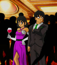 Formal Party by JacenWade