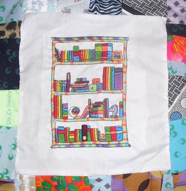 Bookshelf 2 by carouselfan