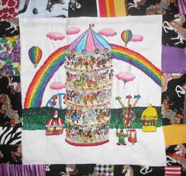Quintuple Decker Carousel by carouselfan