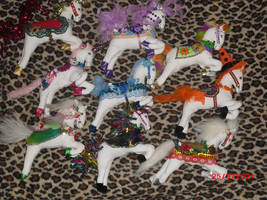 Special Edition Carousel Horses
