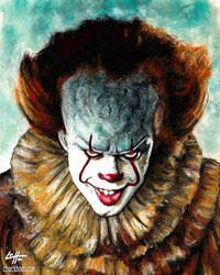 Pennywise 2017 (Chuck Hodi)