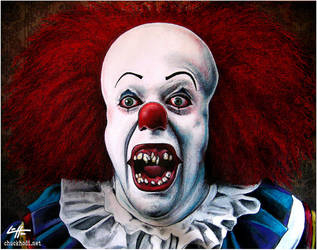 Pennywise 1990 (Chuck Hodi)