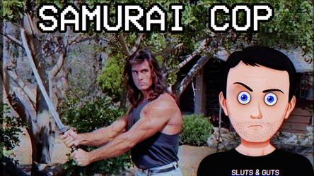 Samurai Cop Trailer Preview