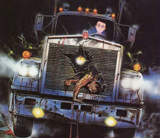 31 Days of Horror Continues with Maximum Overdrive
