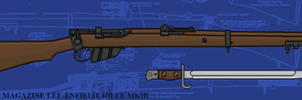 Lee-Enfield SMLE 303 by linseed