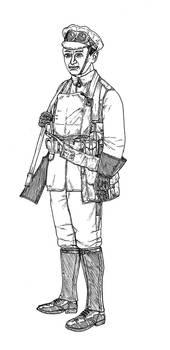 Canadian Soldier, Defence Scheme No.1