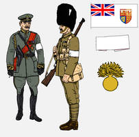 1938: A Very British Civil War. Royalist Faction by linseed