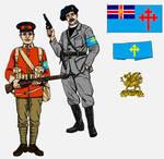1938: A Very British Civil War. Anglican League