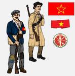 1938: A Very British Civil War. People's Armies