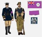 1938: A Very British Civil War. Albertine Faction