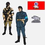 1938: A Very British Civil War. Miscellaneous