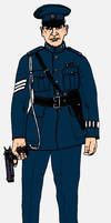 Shanghai Municipal Police Sergeant