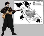 Nineteen Eighty-Four: Oceanian Military Specialist