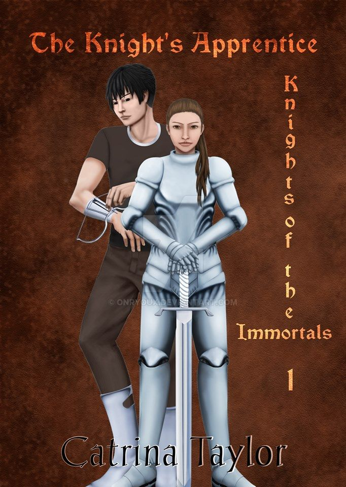 Knights of the Immortals Cover 1 by OnryouX