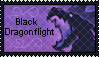 Black Dragonflight Stamp by Emerald-Saradine