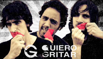 QUIERO GRITAR (I Want To Shout) by ozzmerlyna