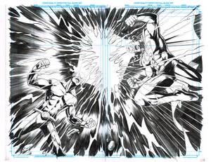 superman vs cyclops