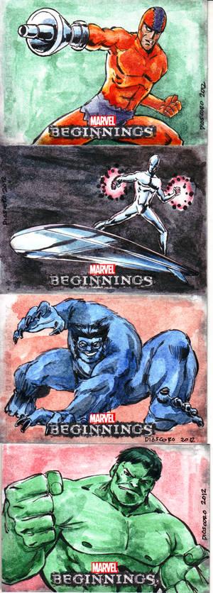 Marvel Beginnings 3 from Upper Deck_1