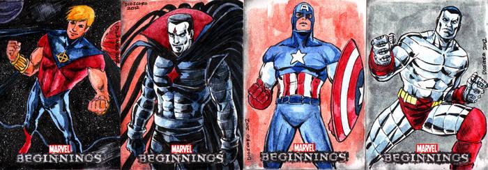 Marvel Beginnings 3 from Upper Deck_3