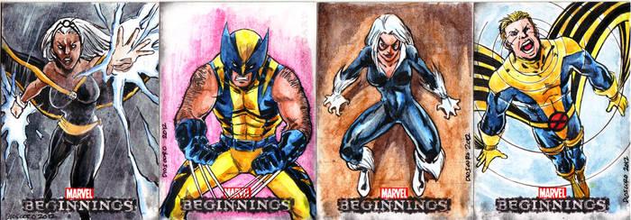 Marvel Beginnings 3 from Upper Deck_4