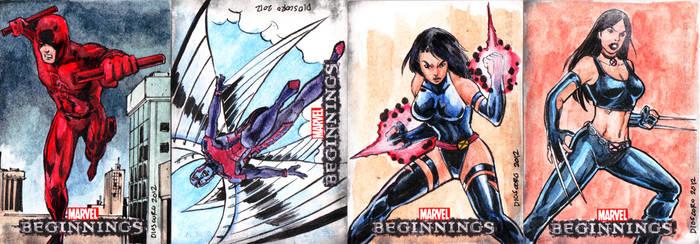 Marvel Beginnings 3 from Upper Deck_5