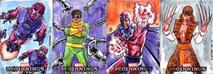 Marvel Beginnings 3 from Upper Deck_6