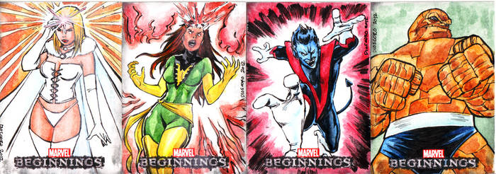 Marvel Beginnings 3 from Upper Deck_7