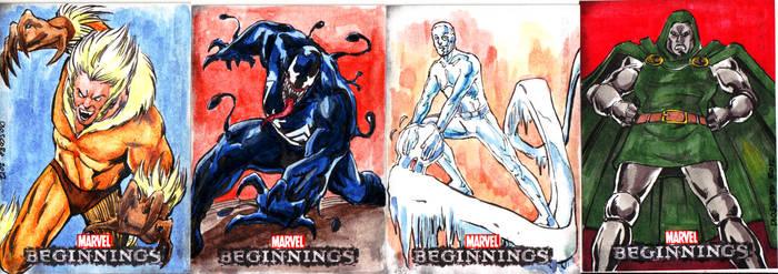 Marvel Beginnings 3 from Upper Deck_8