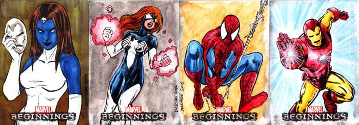 Marvel Beginnings 3 from Upper Deck_9
