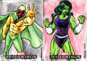 Marvel Beginnings 3 from Upper Deck_11