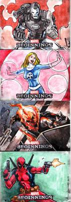 Marvel Beginnings 3 from Upper Deck_12