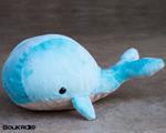Tiny Blue Whale