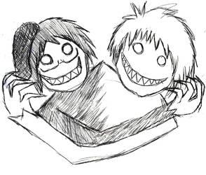 Hashimoto monsters