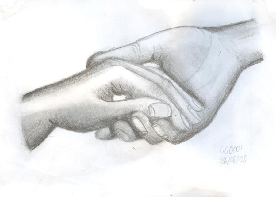 holding hands love sketch how to draw holding hands holding hands loveHolding Hands Love Sketch