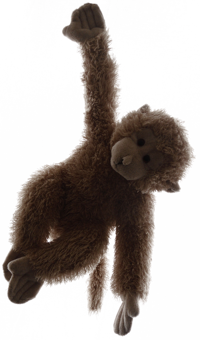 Cheeky Monkey Teddy by Meta-Stock