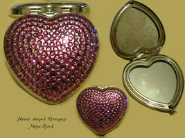 Heart Shaped Object Stock 1 by Meta-Stock