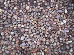 Raw Ground Texture Stones