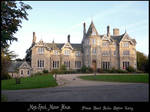 Manor House Stock Image